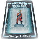 DeAgostini Star Wars figurine collection issue  35 Wedge Antilles @sold@